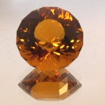 Oxblood Citrine